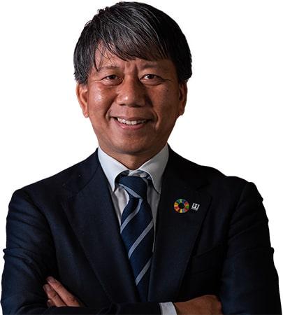 常務取締役  長野 圭介の写真